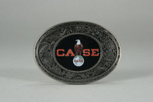 Case Old Abe Eagle Western Buckle - Back40Trading2