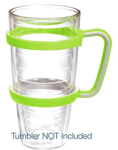 Tervis Tumbler Lime Green Handle Accessory for 24oz Tervis Drinkwear