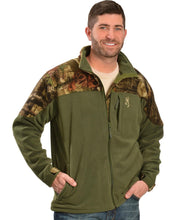 Browning Men's Steep Fleece Clover Jacket - Back40Trading2  - 3