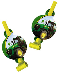 John Deere Tractor - Blowouts Party Accessory - Back40Trading2