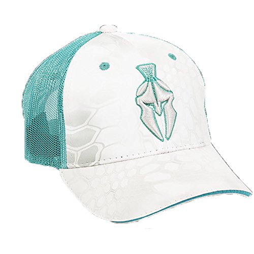 Kryptek Yeti Ladies Fit Mesh Hat w/ Aqua- Back40Trading2