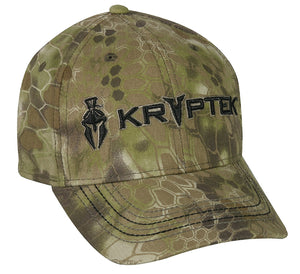 Kryptek Highlander Adjustable Closure Hat- back40trading2