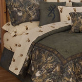 Browning Whitetails Sheet Set  Full - Back40Trading2