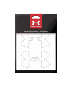 Under Armour UA Logo Decals - 2 pack - Back40Trading2  - 6