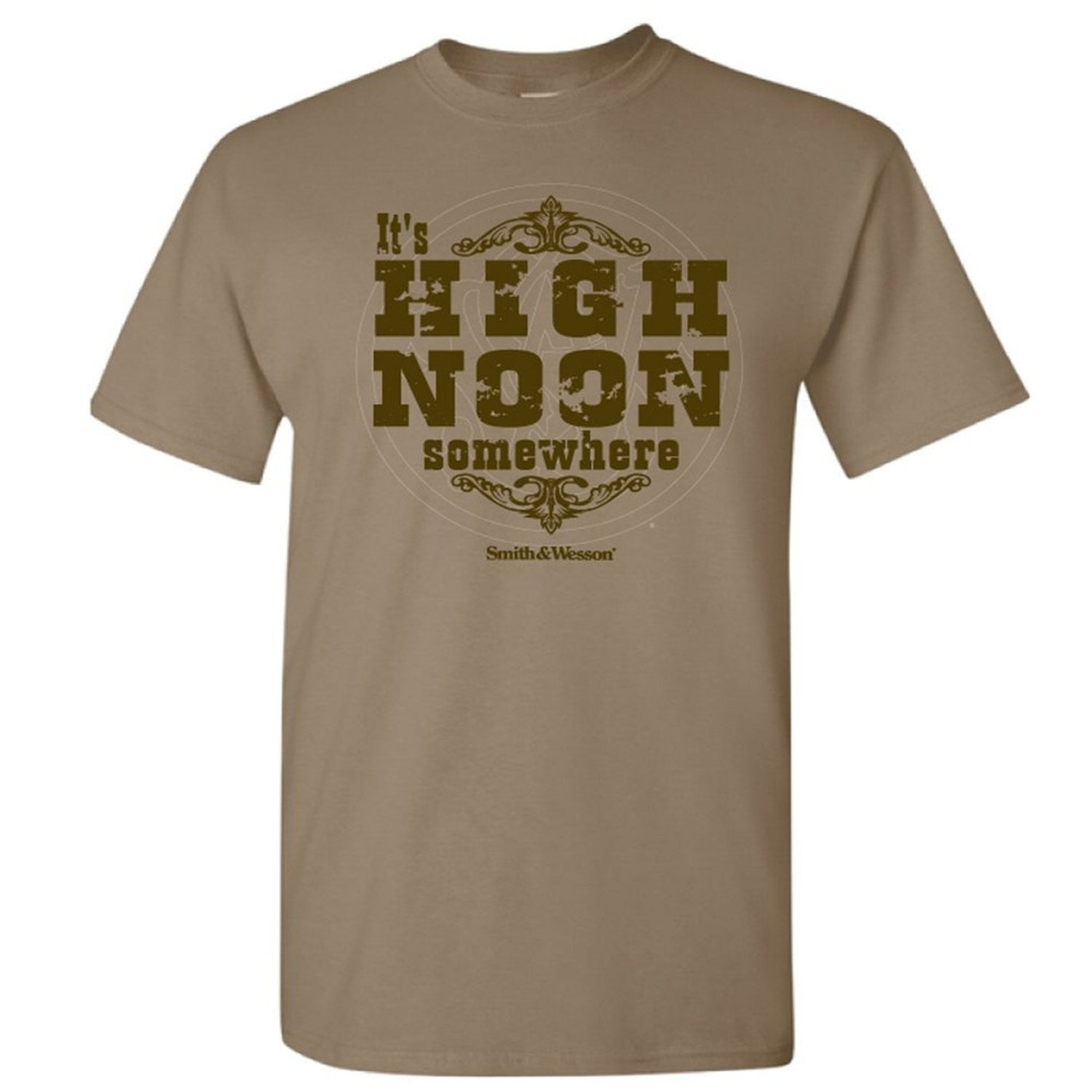 Smith & Wesson Men's High Noon T-Shirt - Back40Trading2