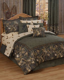 Browning Whitetails Sheet Set  Twin - Back40Trading2