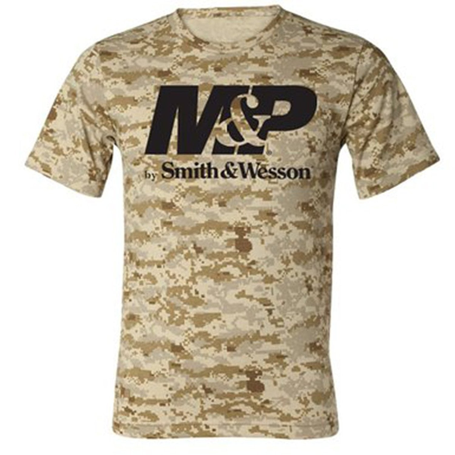 M&P by Smith & Wesson Men's Digital Camo T-Shirt - Back40Trading2