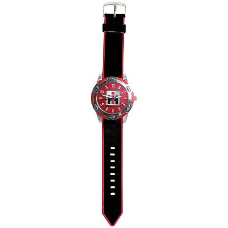Farmall IH Logo Sport Watch - Black And Red International Harvester Brand - Back40Trading2
