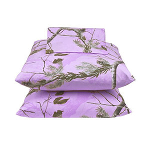 AP All Purpose Lavender Sheet Set  XL Twin - Back40Trading2