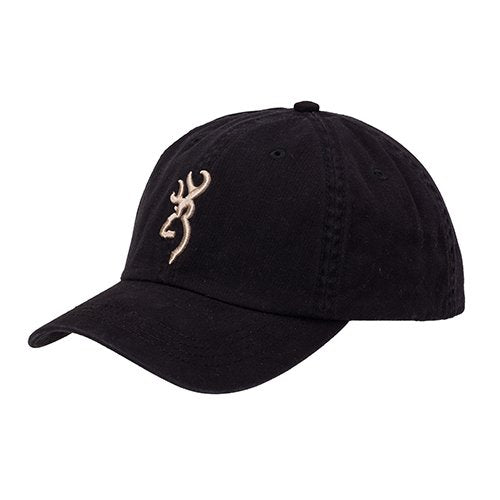 Browning 308361991 Cap, Ace, black-back40trading2
