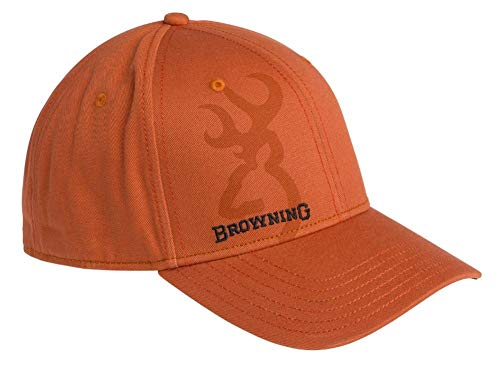 Browning Big Buck Orange Hat/Cap, One Size