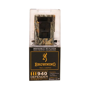 Browning DEFENDER 940 Wifi and Bluetooth Trail Game Camera (20MP) | BTC10D