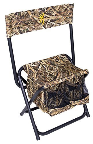 Browning Camping 8525001 Dove Shooter Folding Chair, Mossy Oak Shadow Grass Blades Fabric by ALPS Mountaineering
