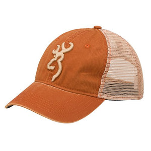 Browning 308723821 Cap, Willow, Rust