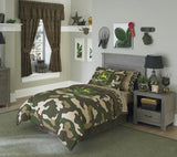 John Deere Camo Bed Skirt - Back40Trading2  - 2
