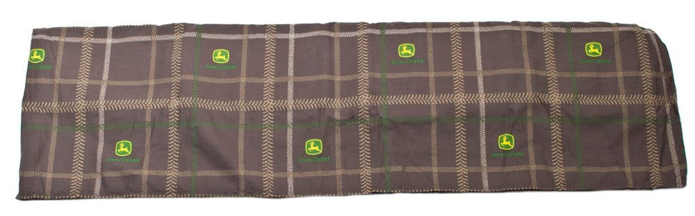 John Deere Camo Bed Skirt