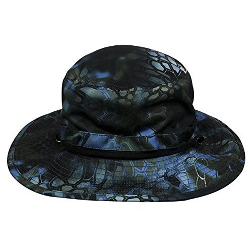 Kryptek Neptune Camo Fitted Boonie Hat- back40trading2