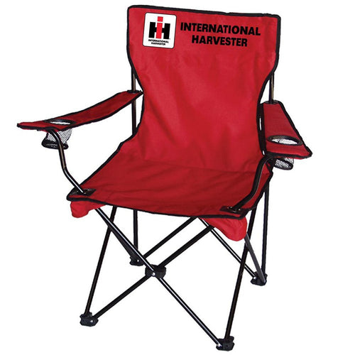 CASE IH IH Adult Camp Chair - Back40Trading2