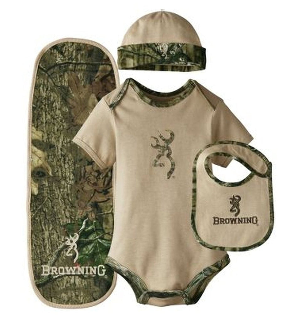 Signature Products Browning Baby Camo Set
