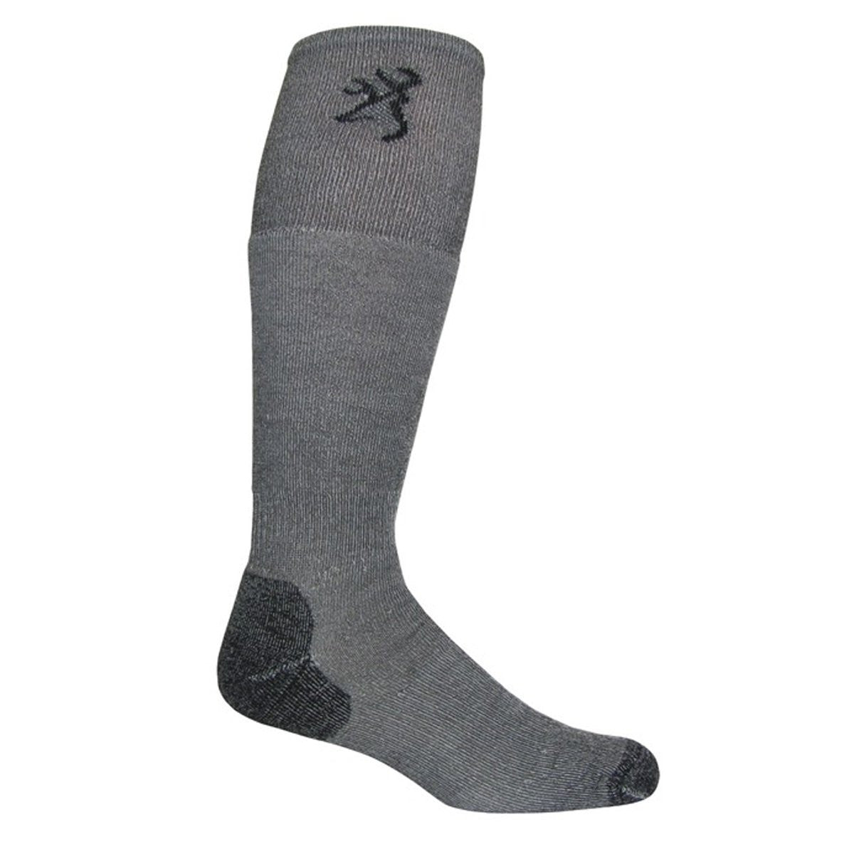 Browning Socks Tall Boot 8825, Black - Back40Trading2