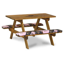 Mossy Oak Picnic Table - Back40Trading2  - 1