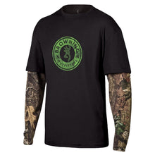 Browning Men's Long Sleeve Ryder Camo T Shirt - Back40Trading2  - 2