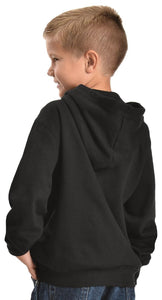 Browning Boys' Buckmark Logo Hooded Sweatshirt - Back40Trading2  - 2