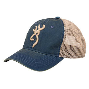 Browning 308723851 Cap, Willow, Navy