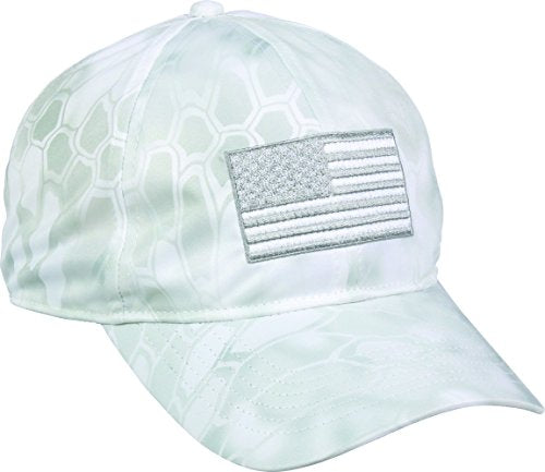 Outdoor Cap Mens Kryptek Patriotic Cap, Kryptek Yeti, One Size Fits Most- back40trading2