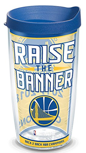 Tervis Golden State Warriors 2018 Nba Champions Insulated Tumbler 16oz