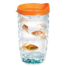 Tervis Tumbler Drinking Cup - 10 Oz. (Goldfish)- Back40Trading2