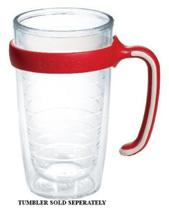 Tervis 16oz Handle Red- back40trading2