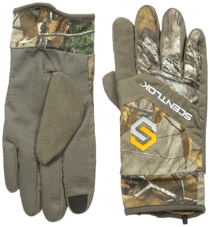 Scent-Lok Men's Head Hunter Touch Tech Gloves - Back40Trading2