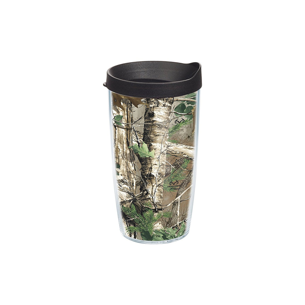 Tervis 16oz Realtree Xtra Green Tumbler with Black Lid