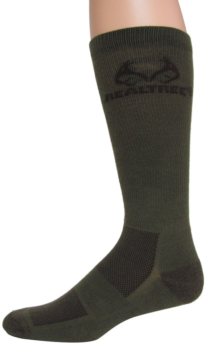 Realtree Outfitters Men's Ultra-Dri Boot Socks (1-Pair) - Back40Trading2  - 2