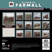 Farmall 2016 Wall Calendar by Trends International - Back40Trading2  - 2