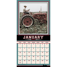Farmall 2016 Wall Calendar by Trends International - Back40Trading2  - 3
