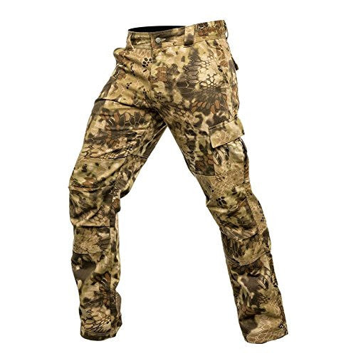 Kryptek Men's Stalker Pants Cotton Highlander Camo-back40trading2 - 2