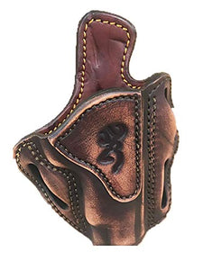 Browning 1911-22 Distressed Leather Holster