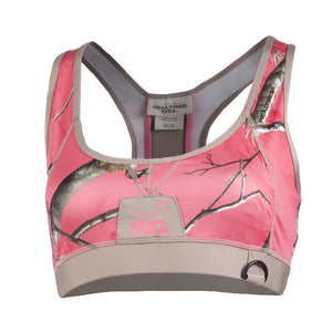 Realtree Girl® Ariel Athletic Camo Bra Top - Back40Trading2