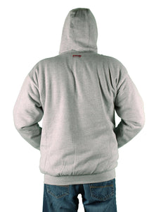 Case IH Men's Sherpa-Lined Embroidered Logo Hoodie - Back40Trading2  - 6