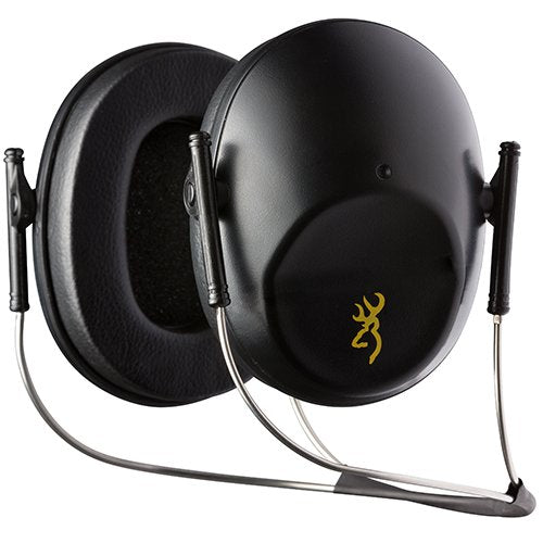 Browning 12695 Hearing Protector, Behind The Head