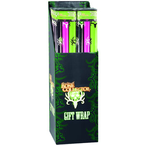 Gift Wrap, 3pk, Bone Collector - Back40Trading2