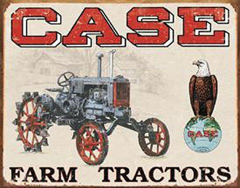 Case Tractor - CC High - Back40Trading2