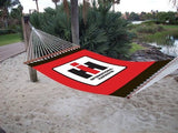 Case IH Logo Single Person Hammock - Back40Trading2