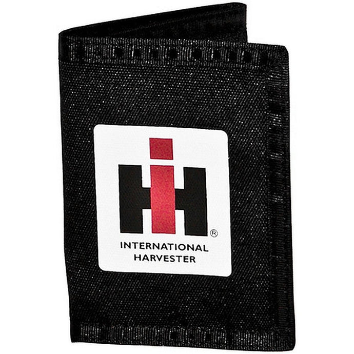 Case IH Nylon Trifold Wallet - Back40Trading2