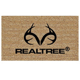 Realtree Coir Door Mat Floormat - Back40Trading2