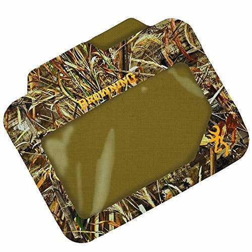 Browning MapCase 709 Waterproof Map Case Realtree Max-5 Camo - Back40Trading2
