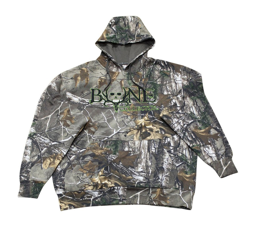 Bone Collector Men's Realtree Xtra Green Camo Hoodie