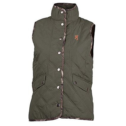 Browning Women's Virginia Buckmark Vest - Back40Trading2